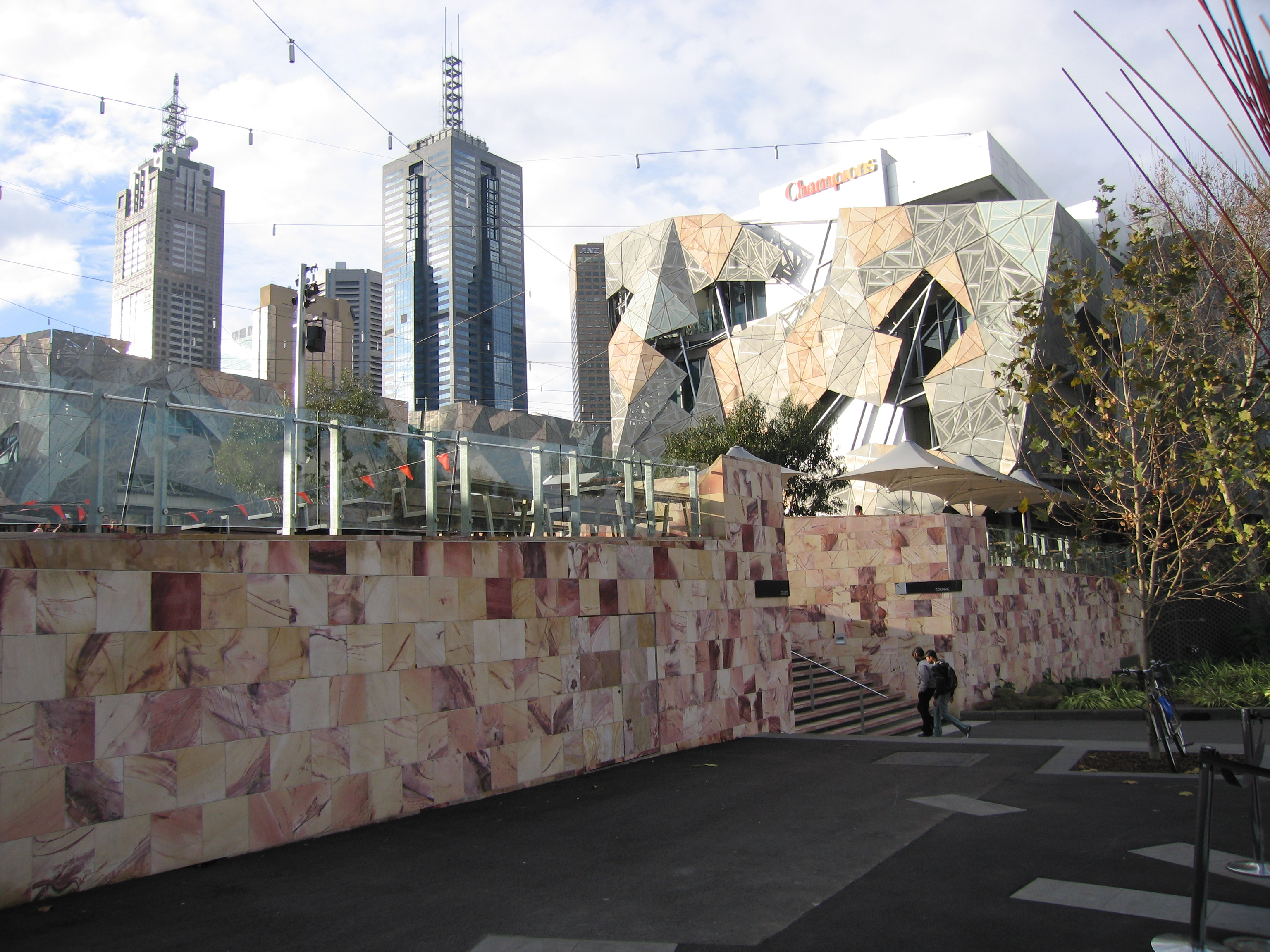 The best architecture in melbourne is free the red and for Urban design architects melbourne