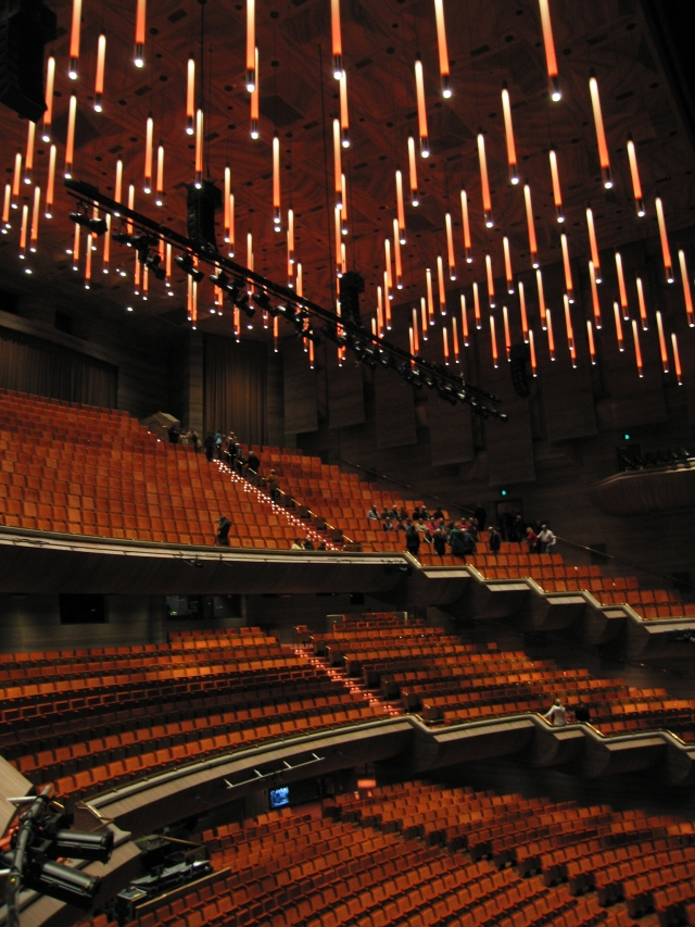 Hamer Hall Auditorium