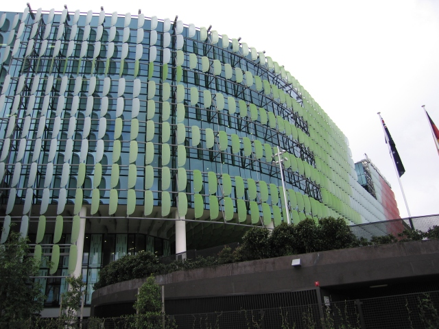 The Royal Children's Hospital Facade