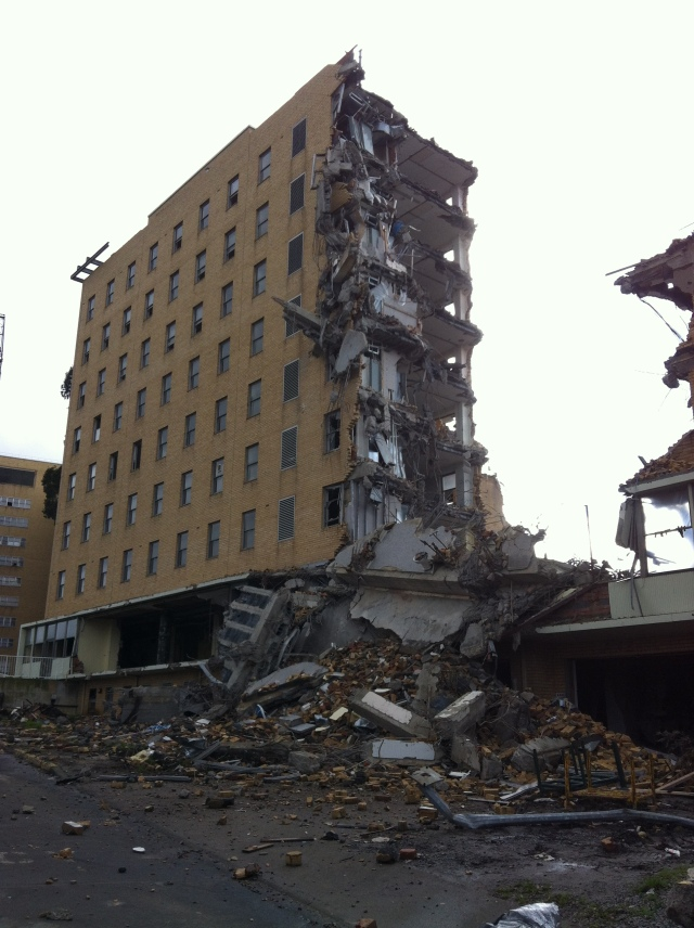 Old Children's Hospital building