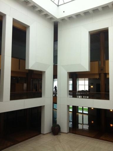 Parliament House Atrium