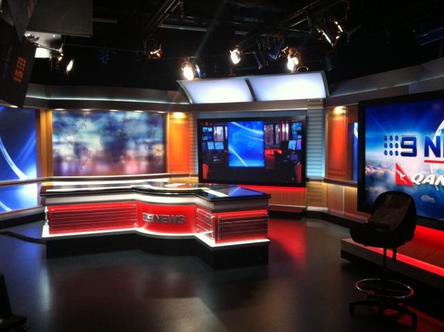 Channel 9 News Desk