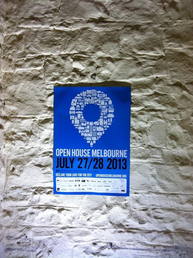 Open House Melbourne 2013