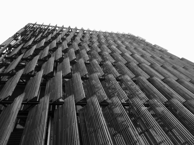 The Operable Timber Facade of Council House 2