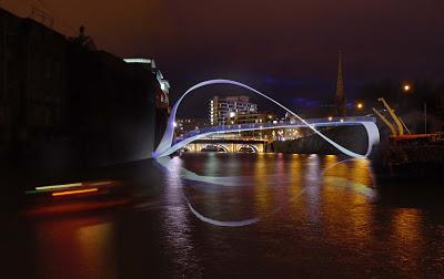 Mobius Bridge by Hakes and Associates