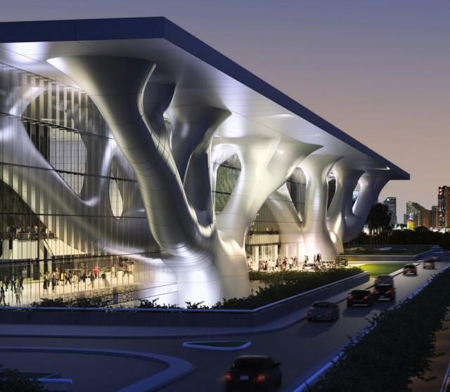Qatar Education City Convention Centre
