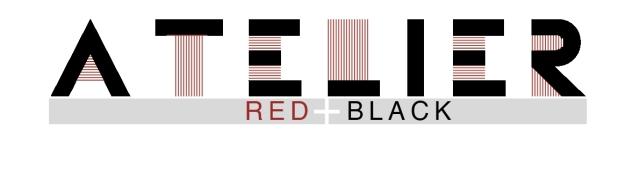 ATELIER Red+Black