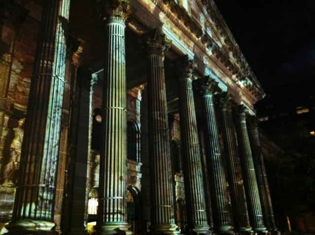 State Library Illuminated