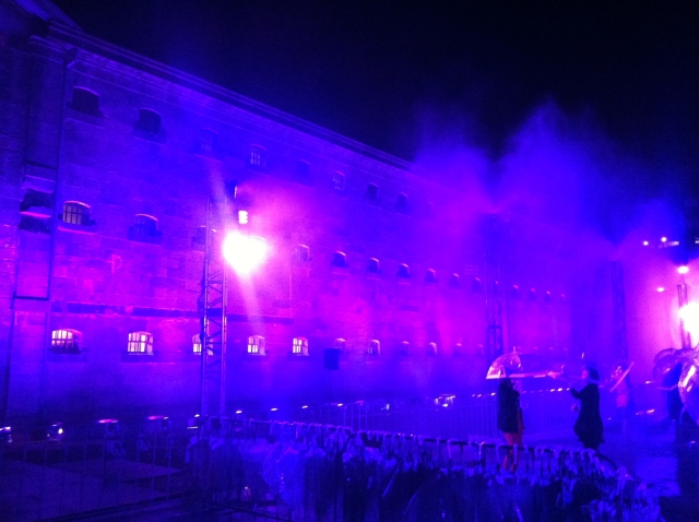 Purple Rain backdrop