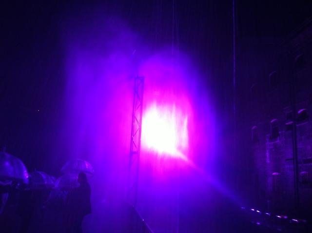 Purple Rain experience