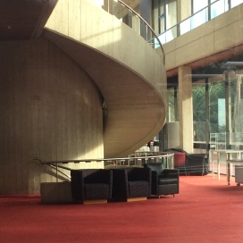 Perth Concert Hall interior by Howlett and Bailey Architects
