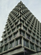 Perth Council House by Howlett and Bailey Architects