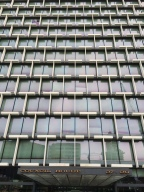 Perth Council House facade by Howlett and Bailey Architects