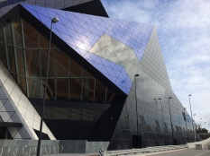 Perth Arena by ARM Architects