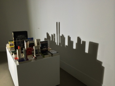 Save Manhattan 01 by Mounir Fatmi