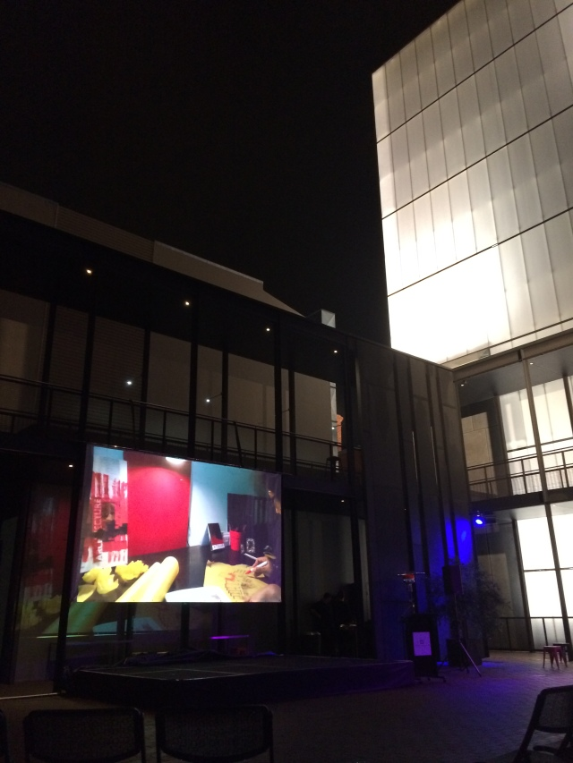 Cinecity Screening 2014 'The Atelier at Night'