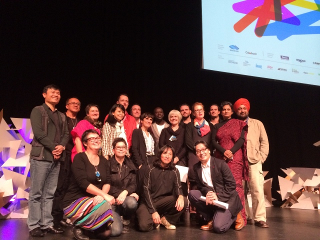 Speakers at Making: 2014