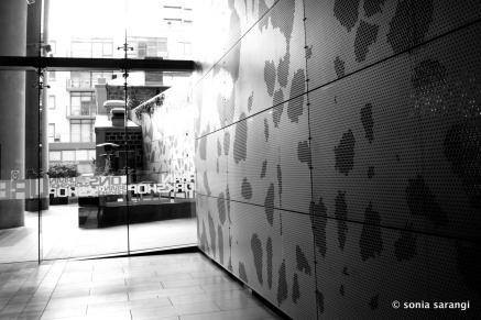 Foyer Cladding Detail