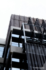 University of Melbourne ABP Building Facade