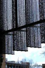 Perforated Zinc Facade Detail