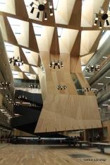 University of Melbourne ABP Building Central Atrium