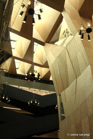 ABP Building Central Atrium