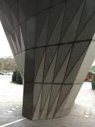 Harry Seidler Designed Column on 1 Spring Street