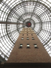 Coops Shot Tower in Melbourne Central