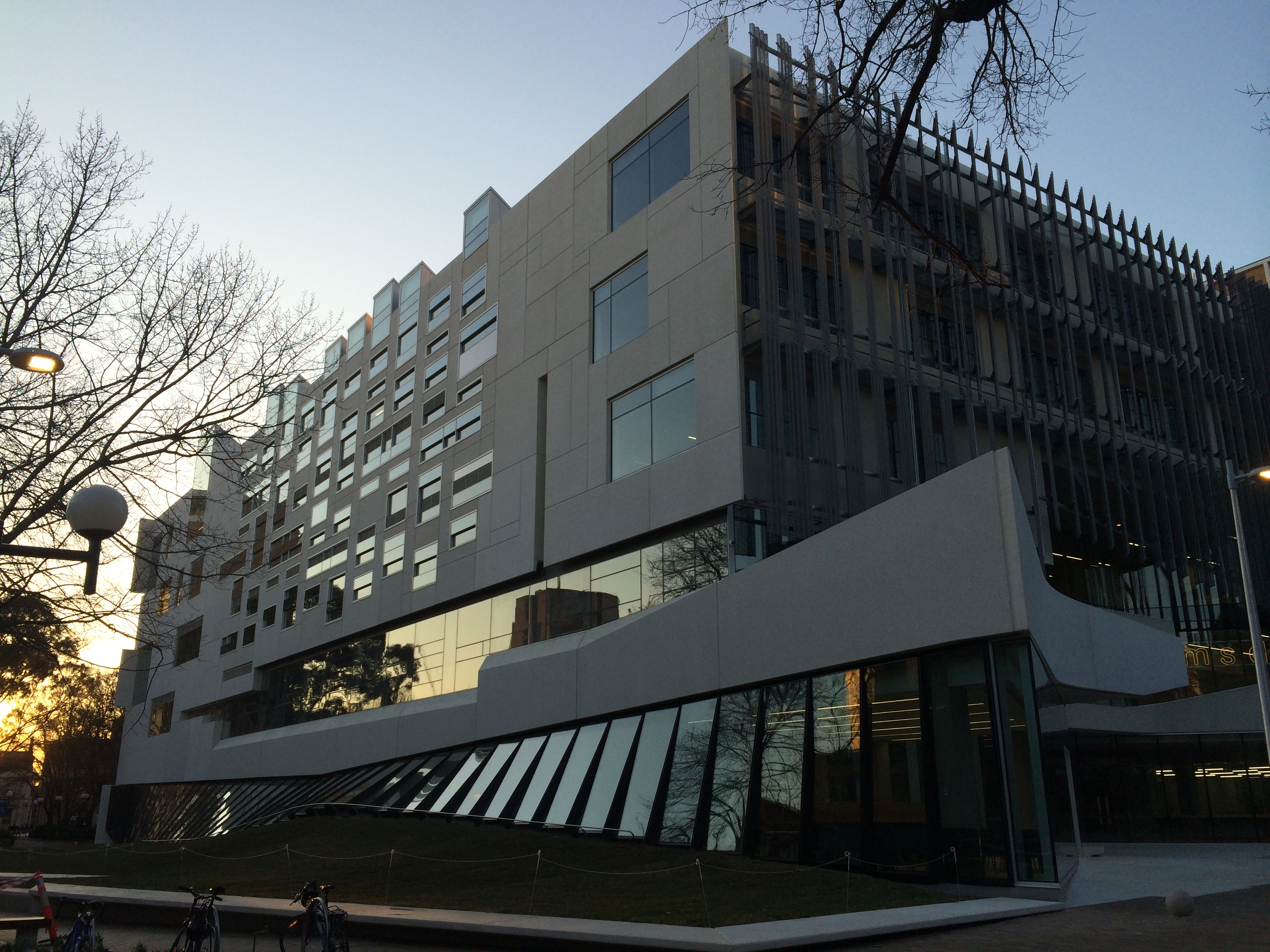 Red + Black Review: Melbourne School of Design   The Red ...