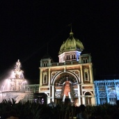 Royal Exhibition Building White Night 2
