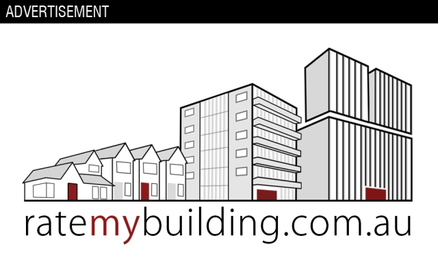 RateMyBuilding Advert
