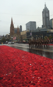 Anzac March 1