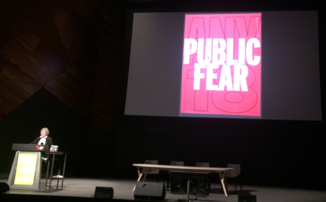 Architecture and public fear