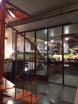 Spring St Grocer by KGA Architecture fromagerie