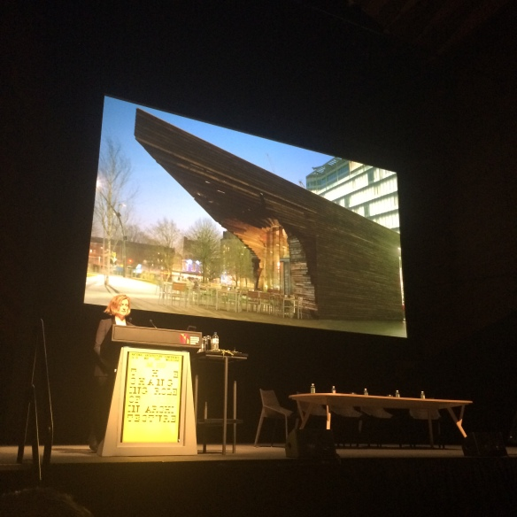 2015 National Architecture Conference Day 2 | The Red and