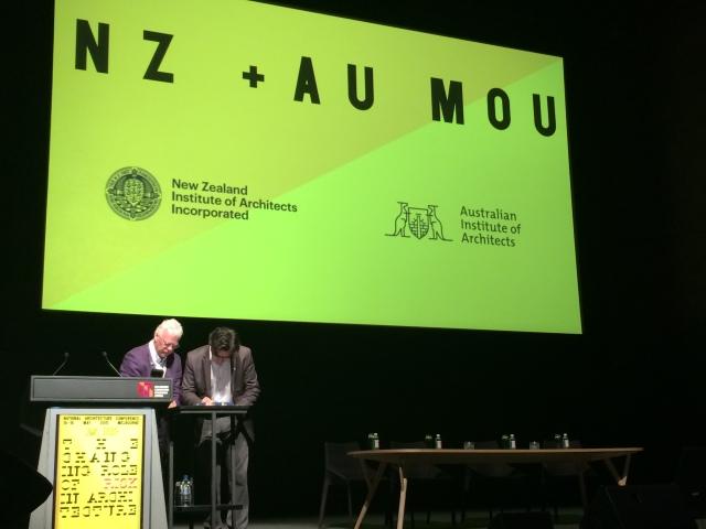 NZ+Au Cooperation Accord