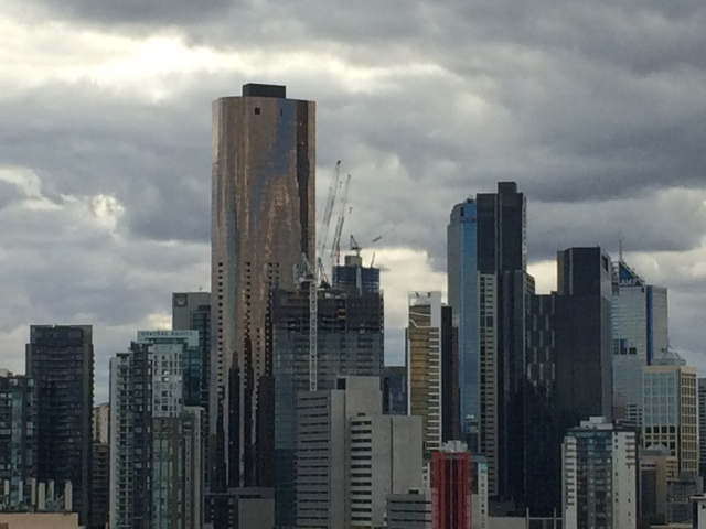 Melbourne towers