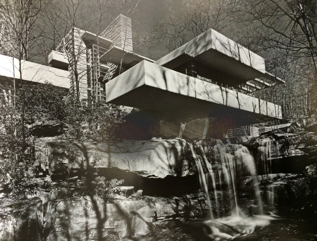 Photo: Hedrich Blessing 1937, Source: Frank Lloyd Wright 1917-1942 The Complete Works, Taschen 2010