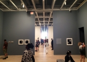Whitney gallery space