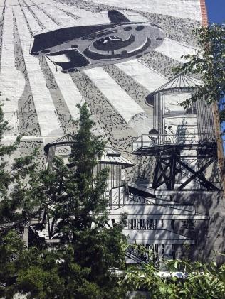 Highline Street Art