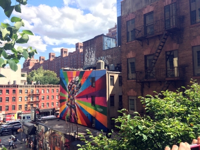 Highline Street Art 2