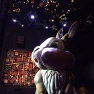 Inflatable rabbit