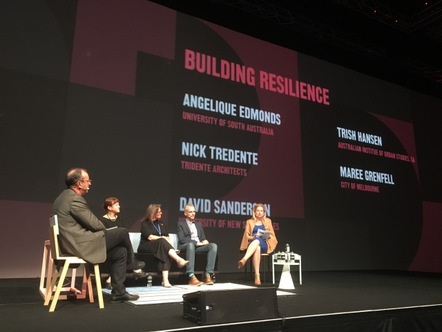 building resilience panel