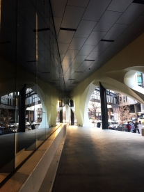 VCCC Grattan Street Colonnade