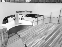 VCCC Radiation therapy bunkers and ampitheatre