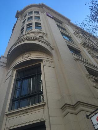 The Argus Building (corner)