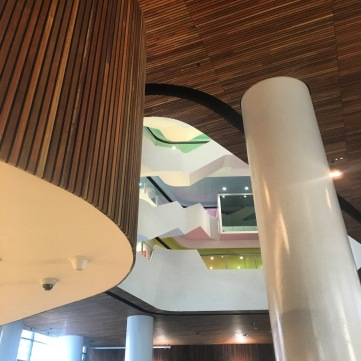 Medibank foyer