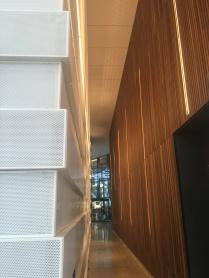 Medibank hallway