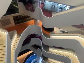 Medibank staircases 1